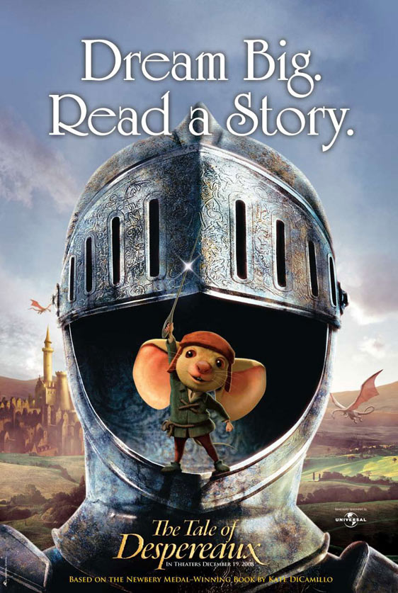 The Tale of Despereaux Poster #3