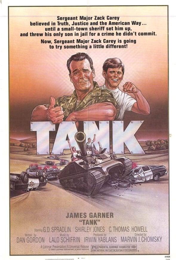 Tank Poster #1