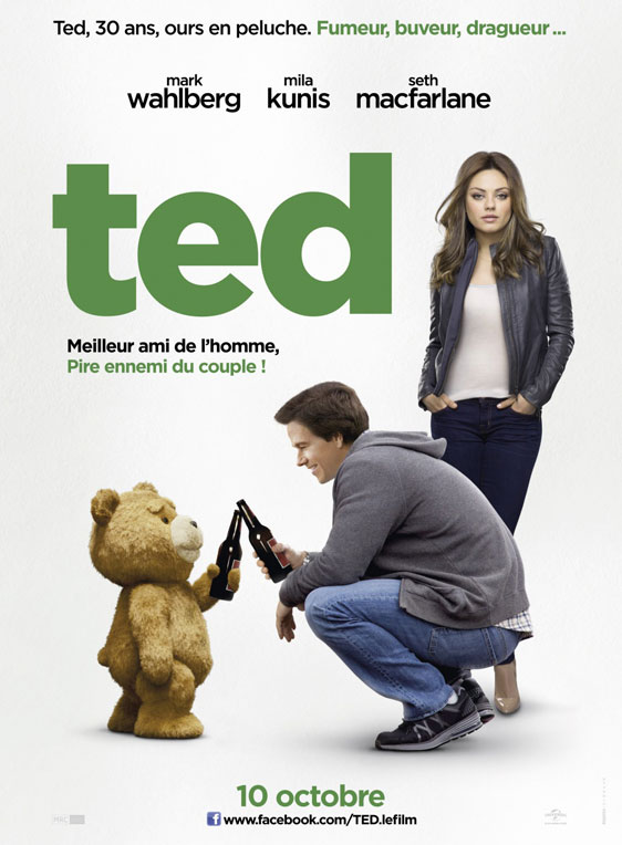 Ted Poster #3