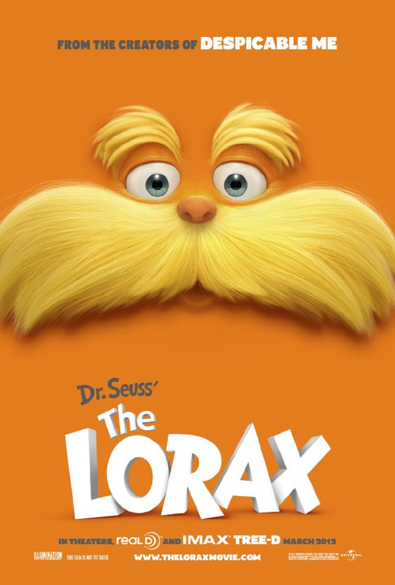 Dr. Seuss' The Lorax Poster #1