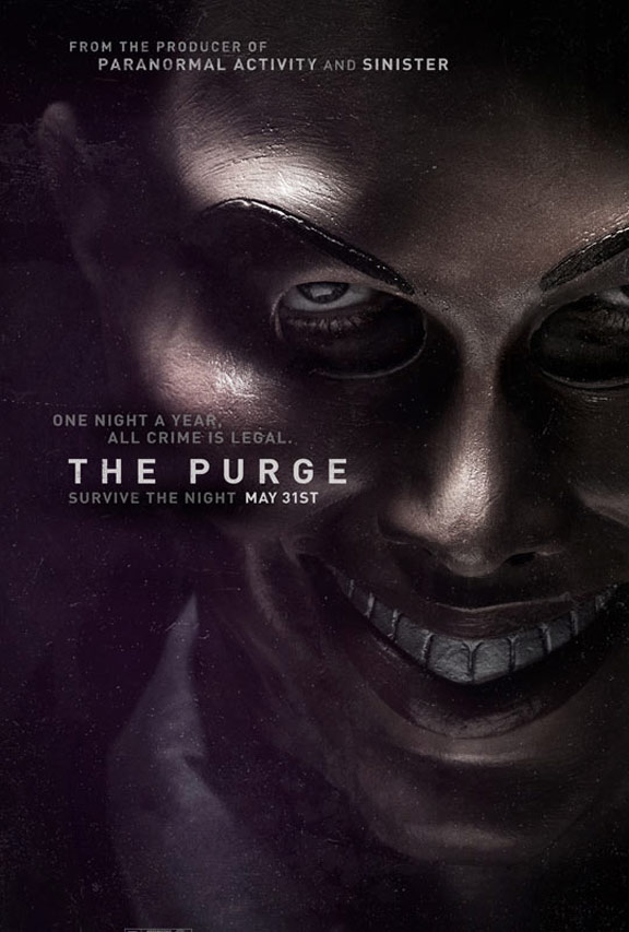 The Purge Poster #1