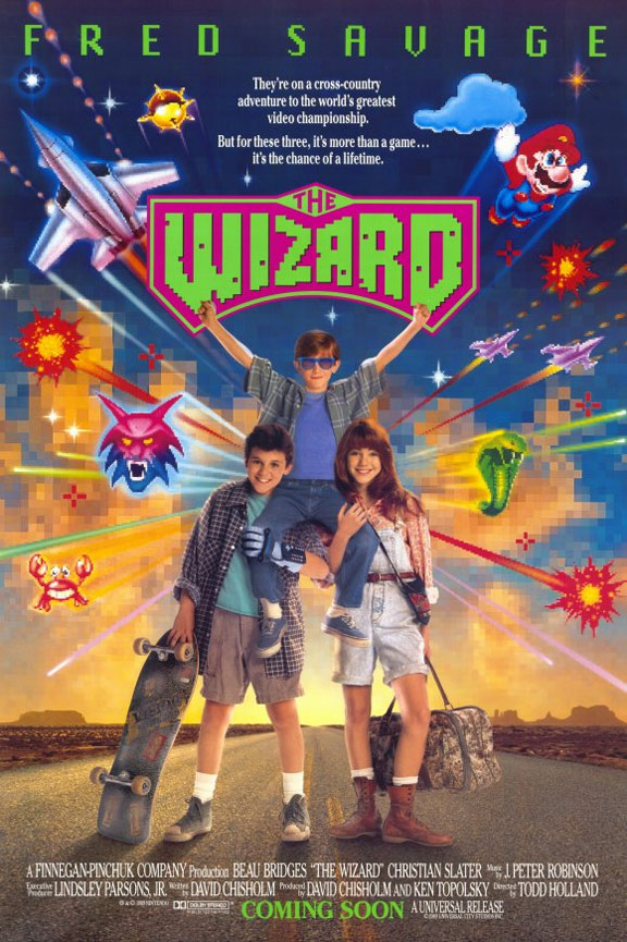 The Wizard Poster #1