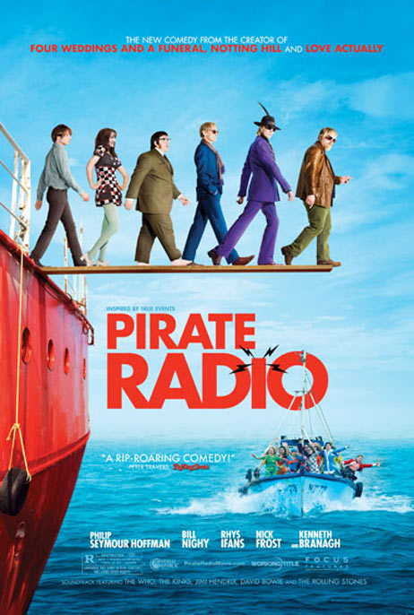 Pirate Radio Poster #10