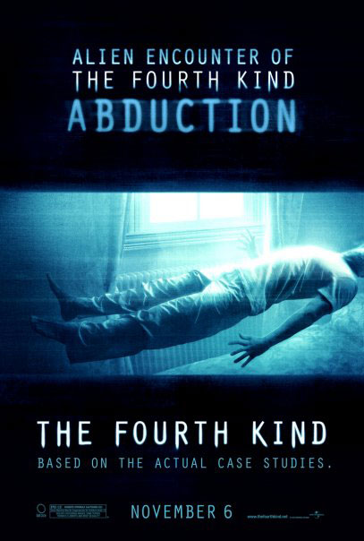 The Fourth Kind Poster #5