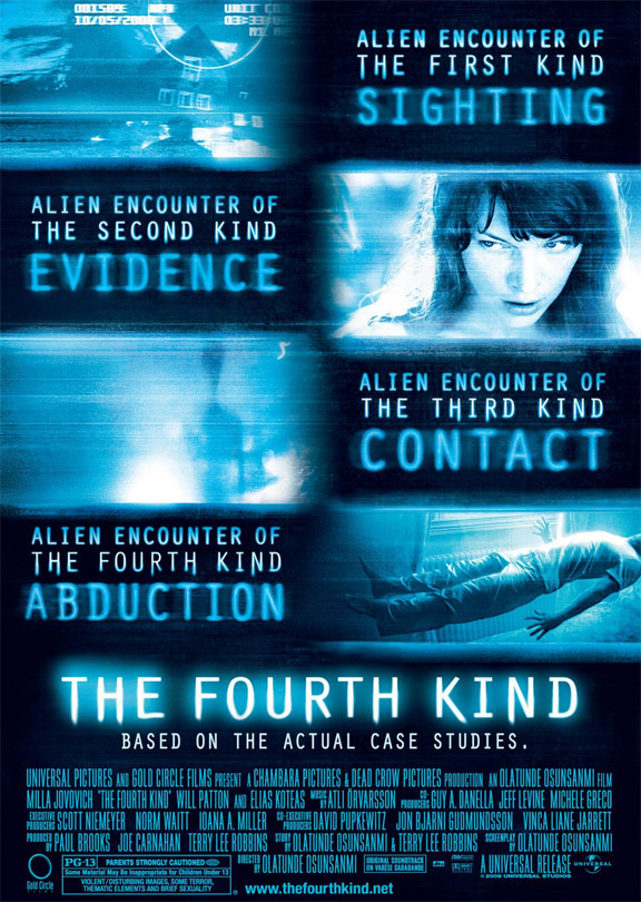 The Fourth Kind Poster #6