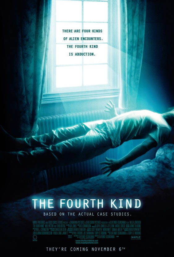 The Fourth Kind Poster #1
