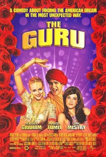 The Guru Poster