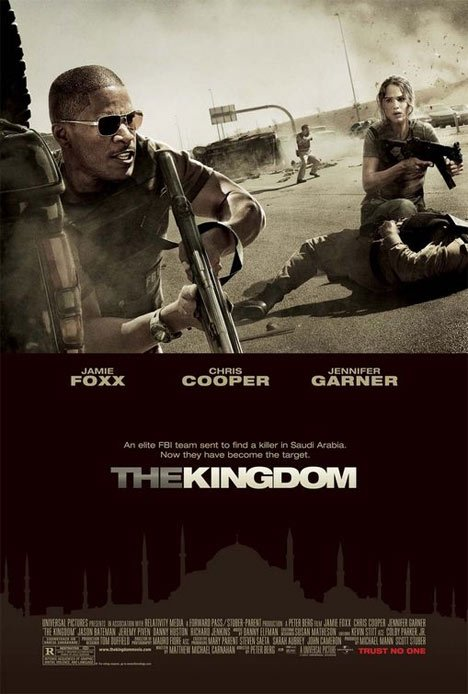 The Kingdom Poster #1
