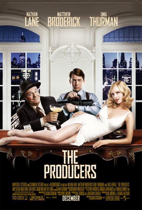 The Producers Poster #1
