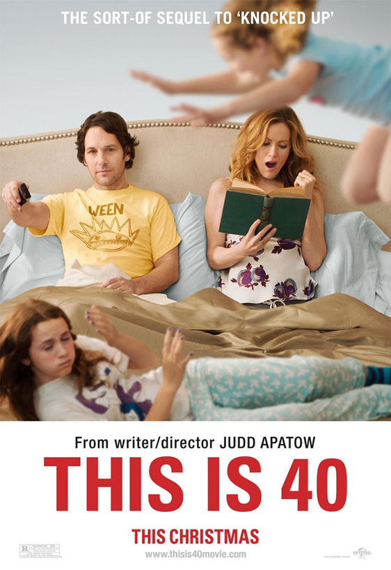 This Is 40 Poster #2