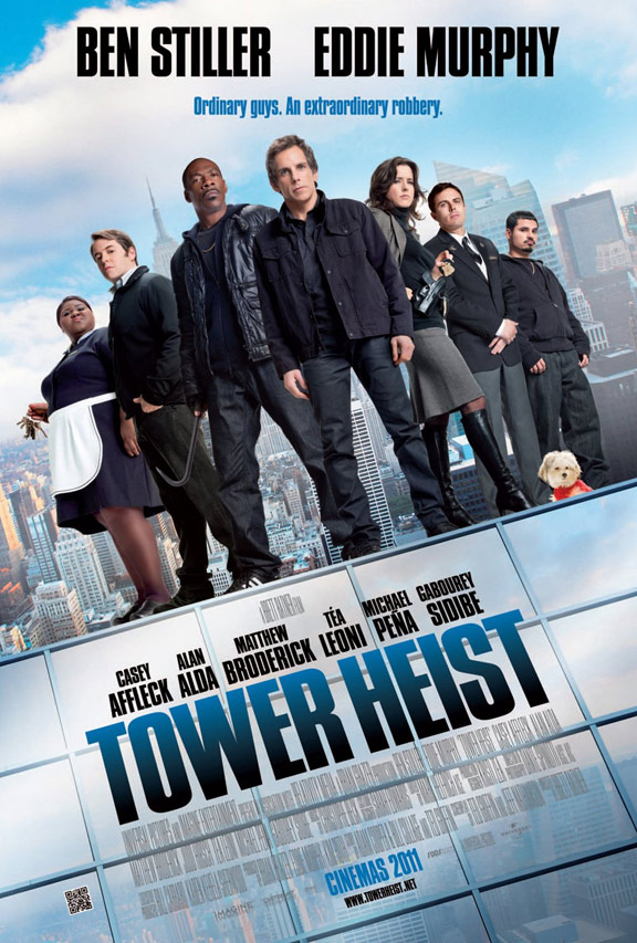 Tower Heist Poster #2