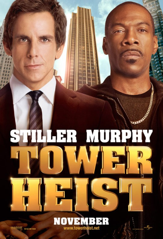 Tower Heist Poster #3