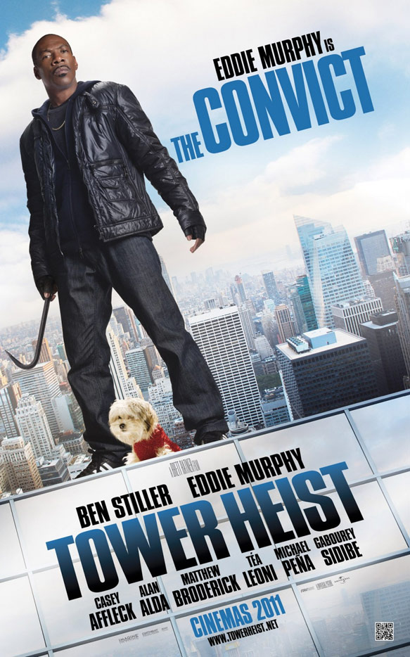 Tower Heist Poster #4