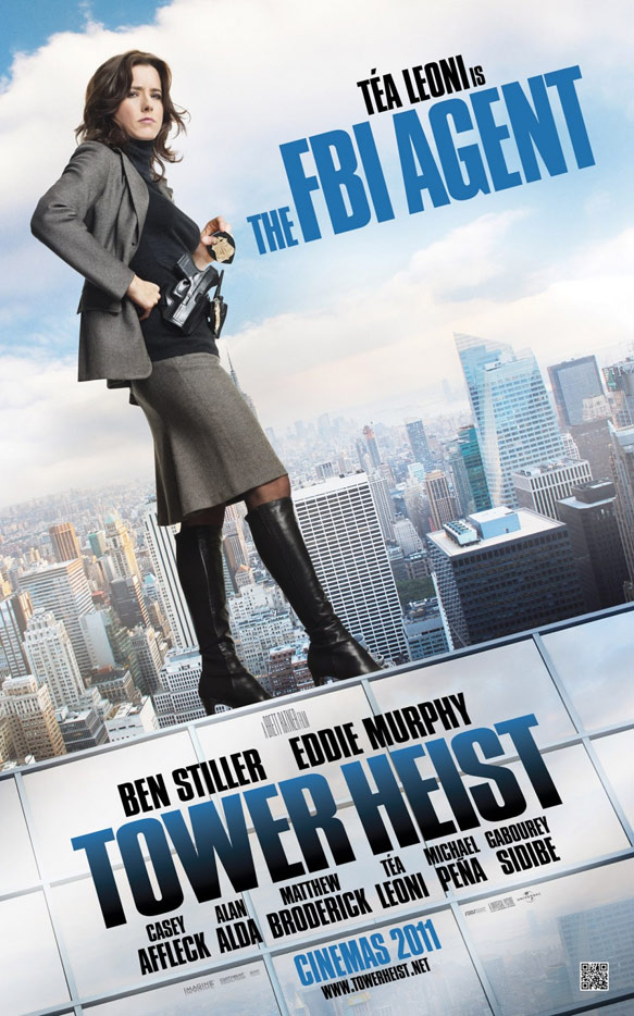 Tower Heist Poster #5