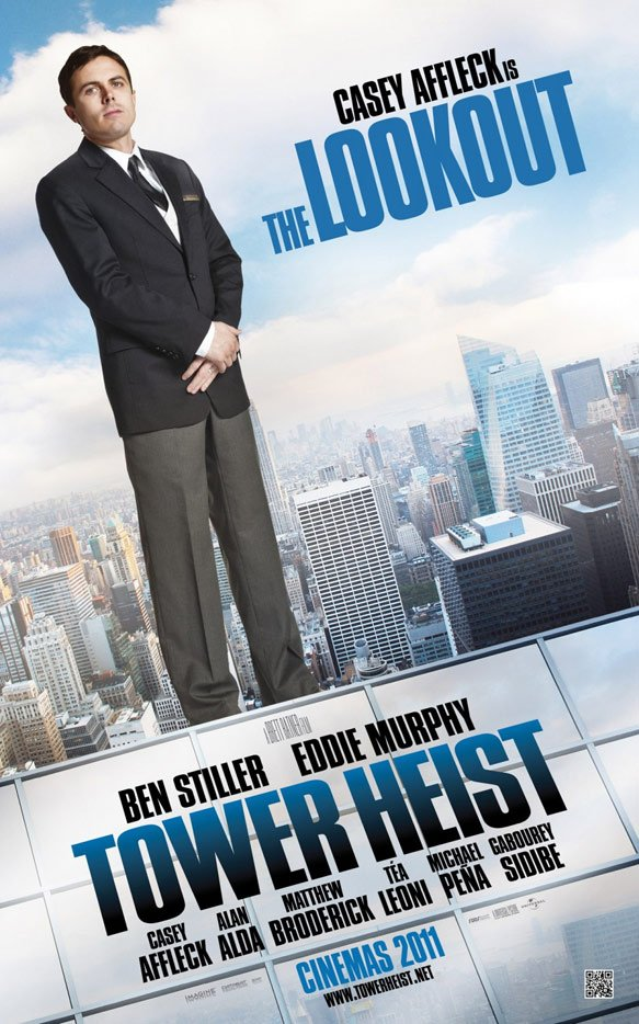 Tower Heist Poster #7