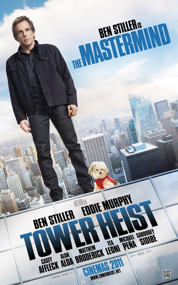 Tower Heist Poster #9