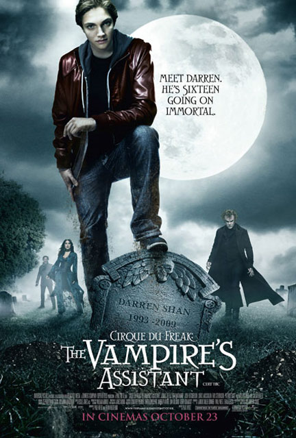 Cirque Du Freak: The Vampire's Assistant Poster #2