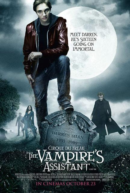 Cirque Du Freak: The Vampire's Assistant Poster #2