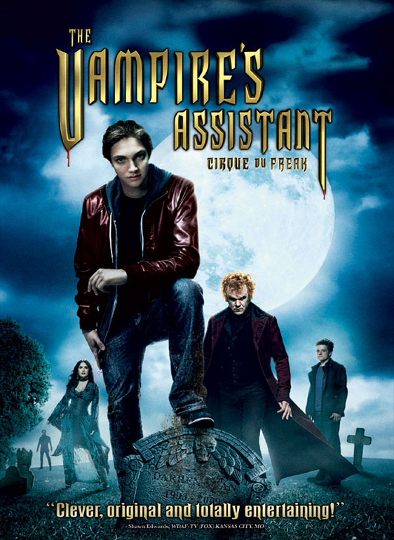 Cirque Du Freak: The Vampire's Assistant Poster #4