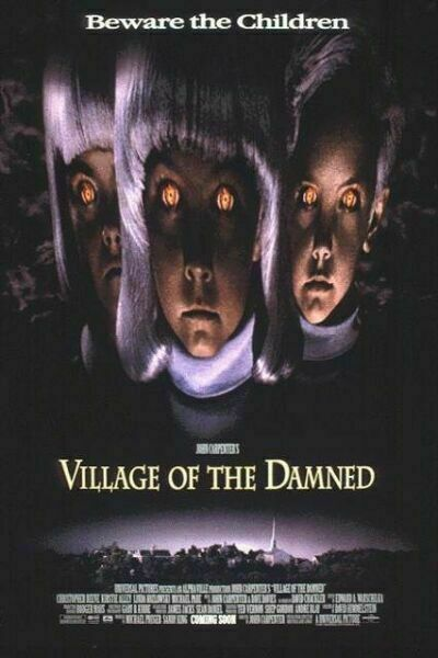 Village of the Damned Poster #1