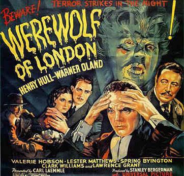 Werewolf of London Poster #2