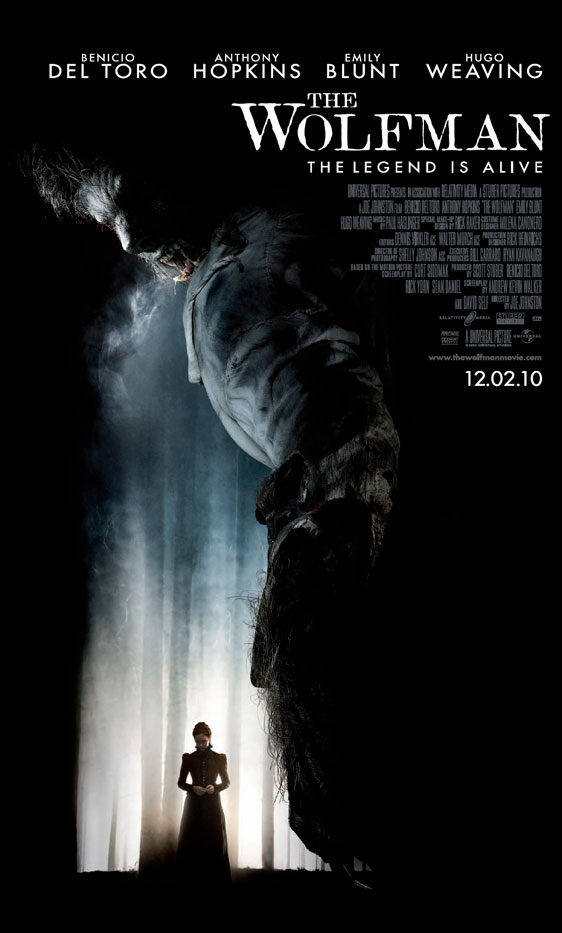 The Wolfman Poster #6