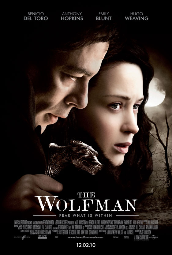 The Wolfman Poster #9