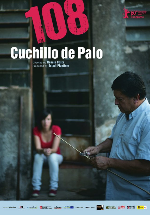 108 (Cuchillo de Palo) Poster