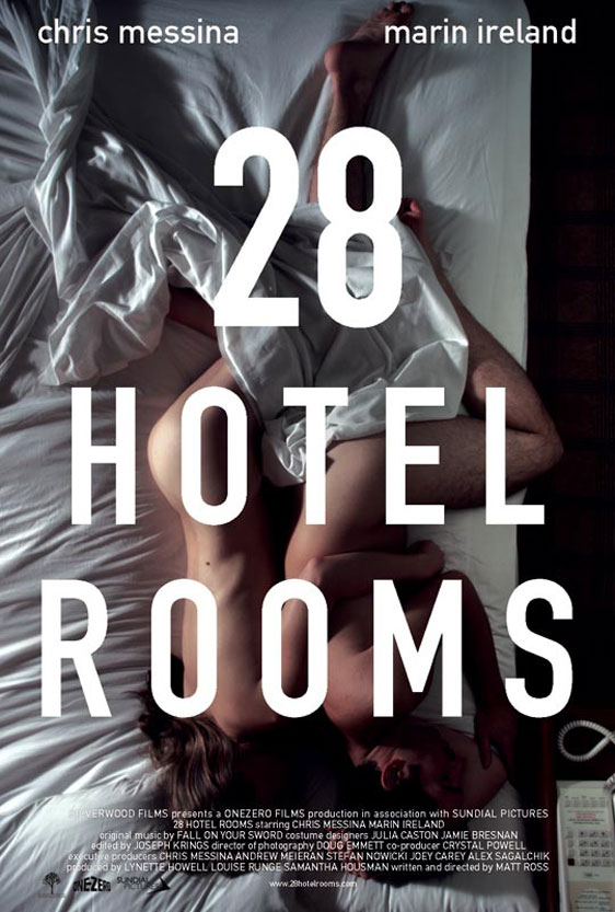 28 Hotel Rooms Poster