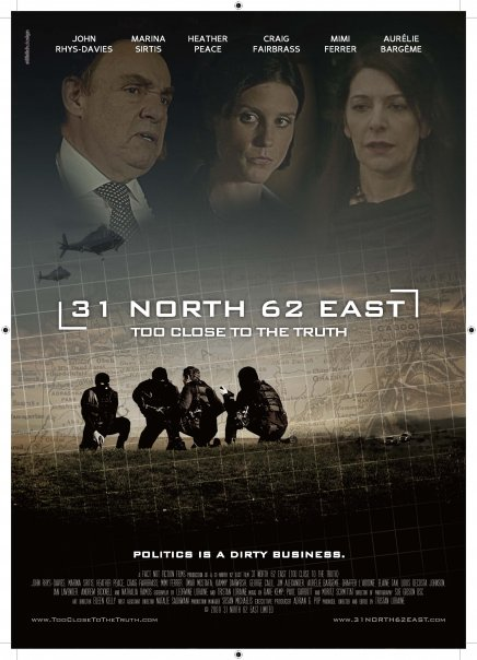 31 North 62 East Poster #2