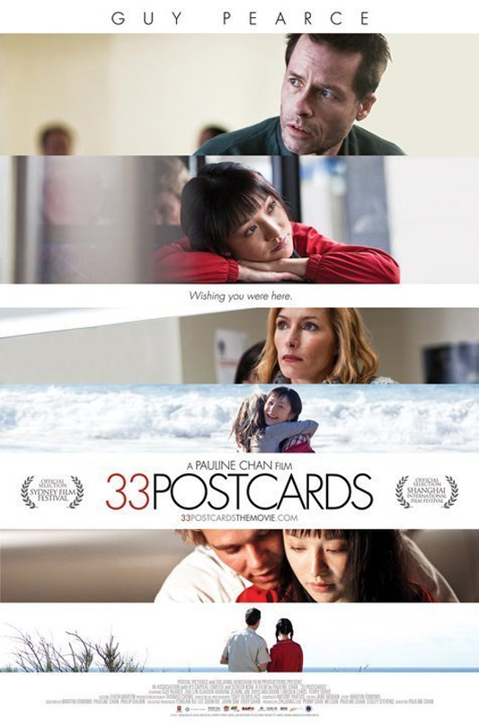 33 Postcards Poster #1