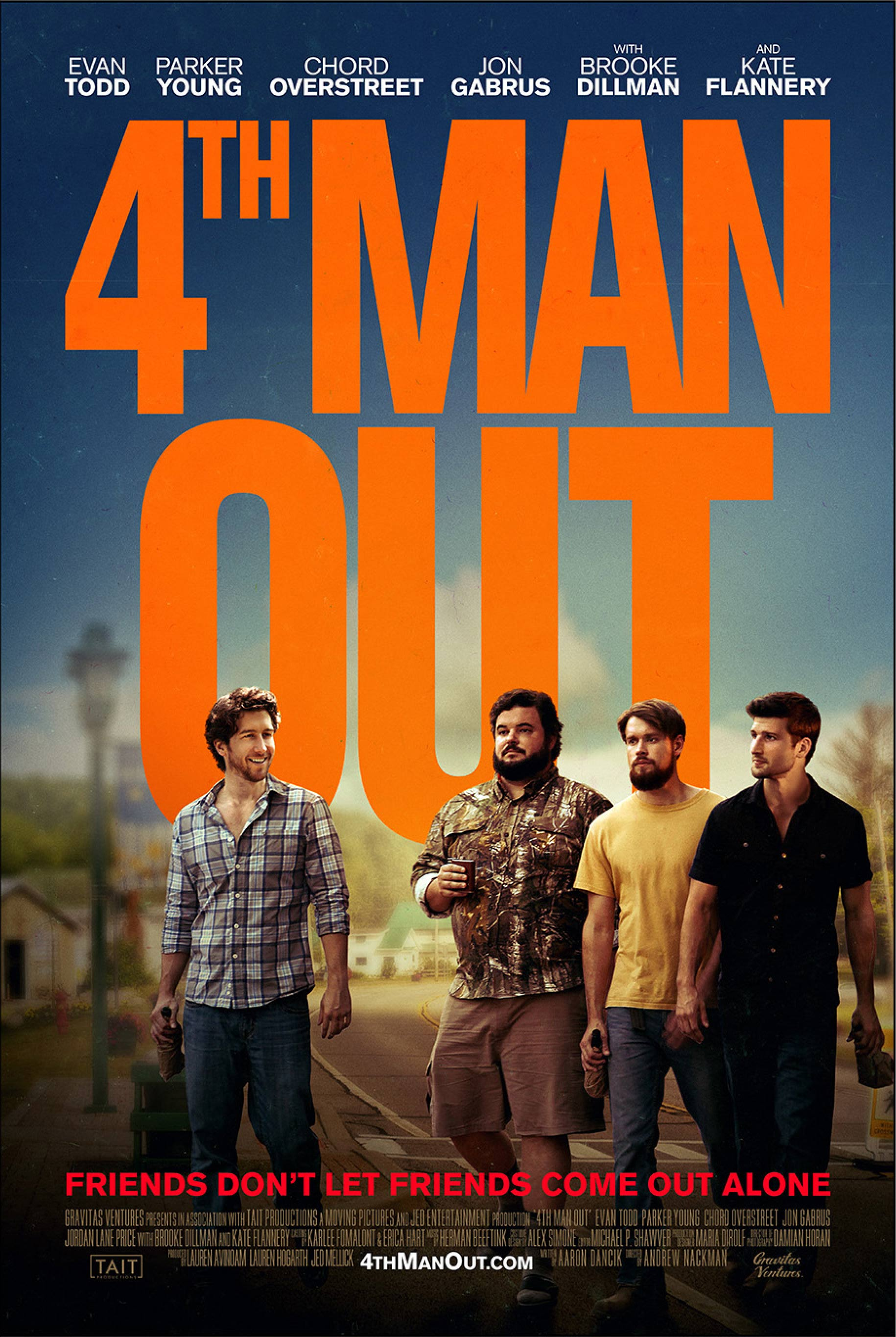 New Hindi Movei 2018 2019 Bolliwood: 4th Man Out (2016) Poster #1
