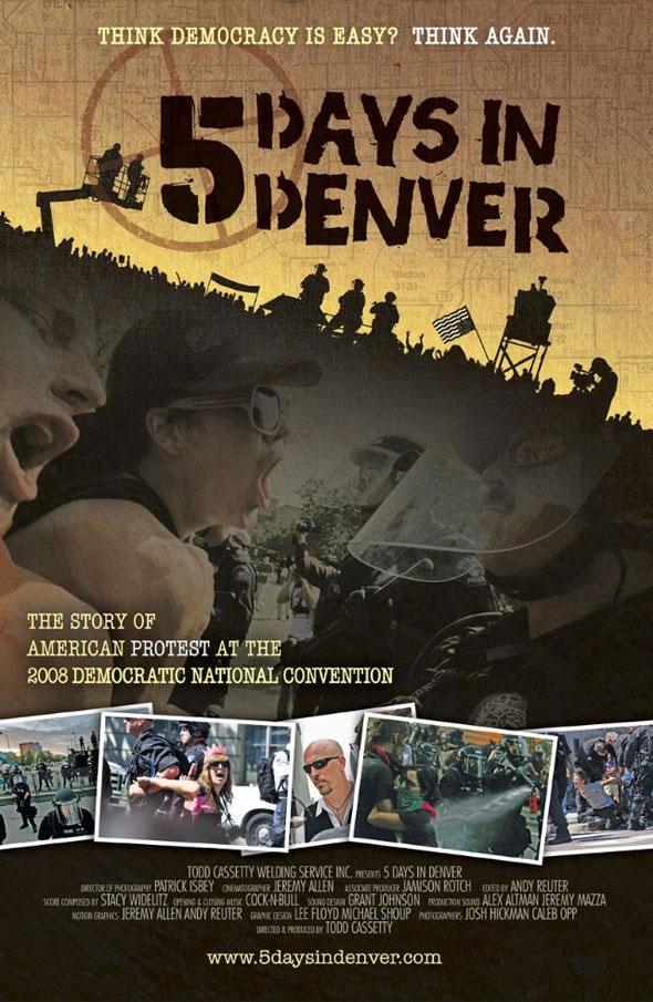 5 Days in Denver Poster