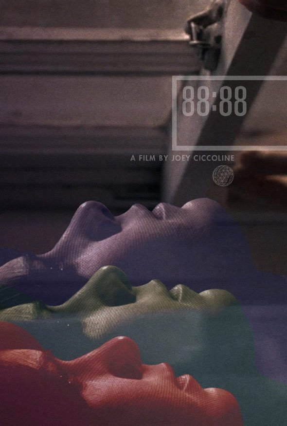 88:88 Poster