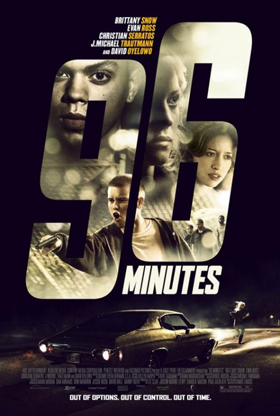 96 Minutes Poster #2
