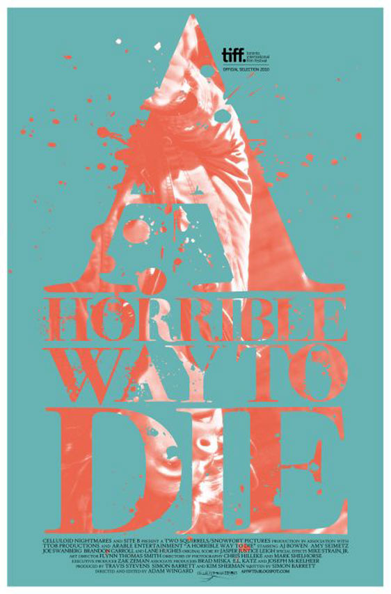 A Horrible Way to Die Poster #1