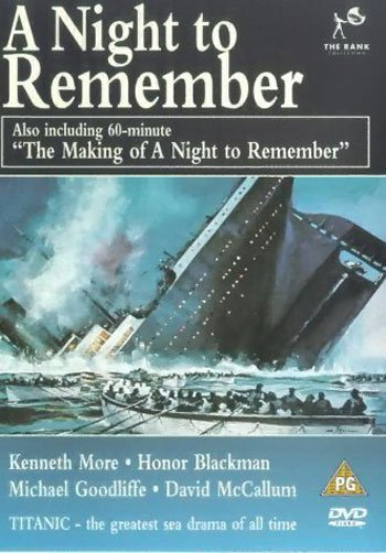 A Night to Remember Poster #2
