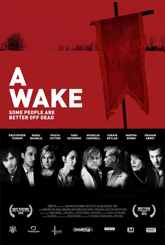 A Wake Poster