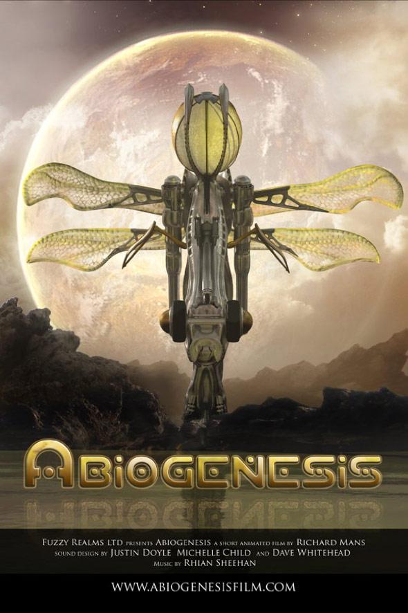 Abiogenesis Poster #1