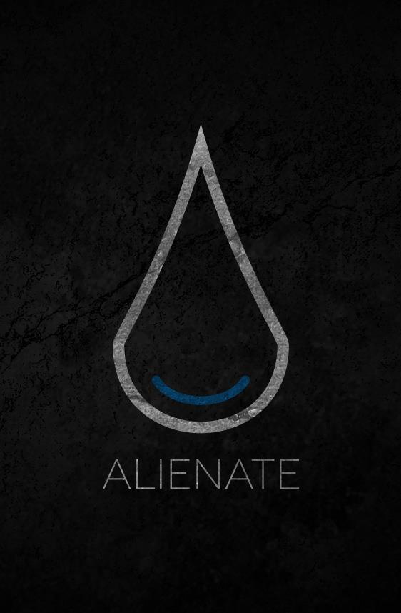 Alienate Poster