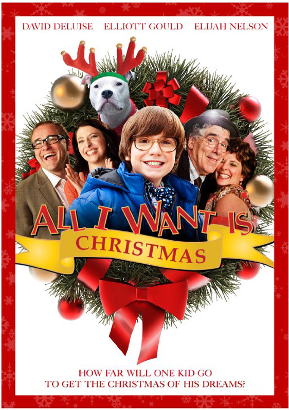 All I Want Is Christmas Poster