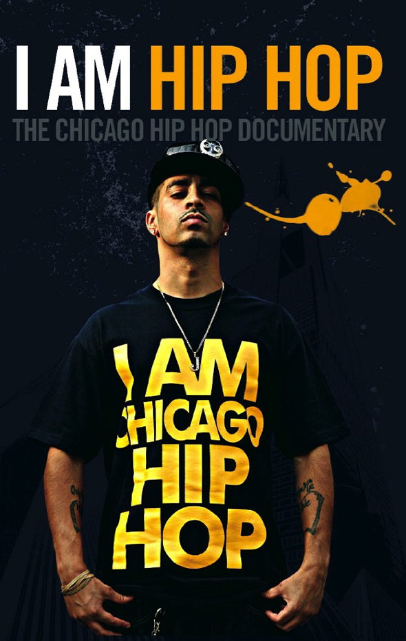 I Am Hip Hop: The Chicago Hip Hop Documentary Poster