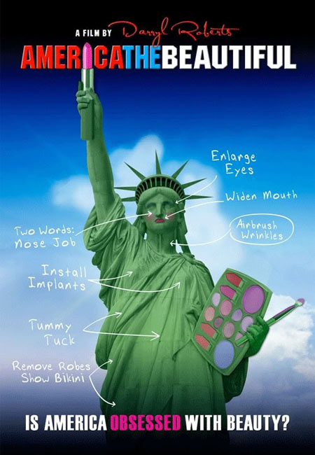 America the Beautiful II: The Thin Commandments Poster
