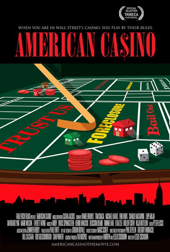 American Casino Poster #1