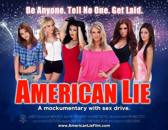 American Lie Poster