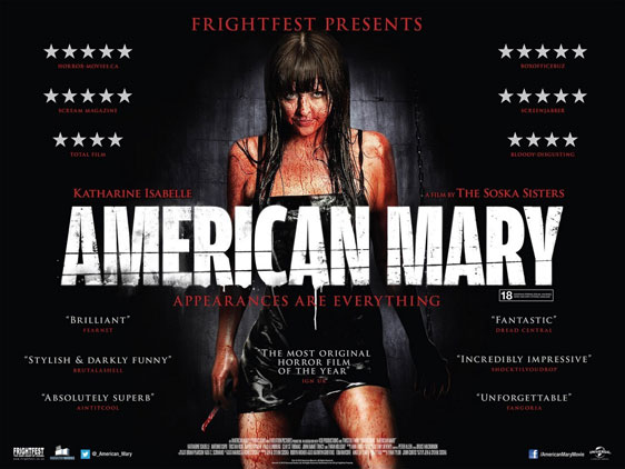 American Mary Poster #4