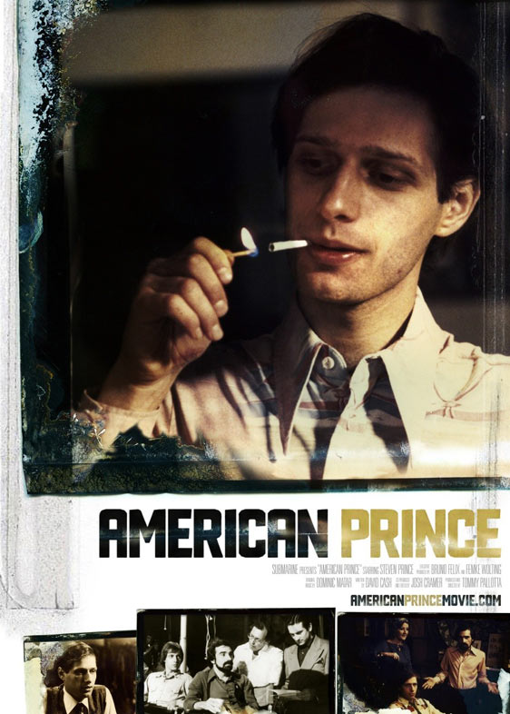 American Prince Poster