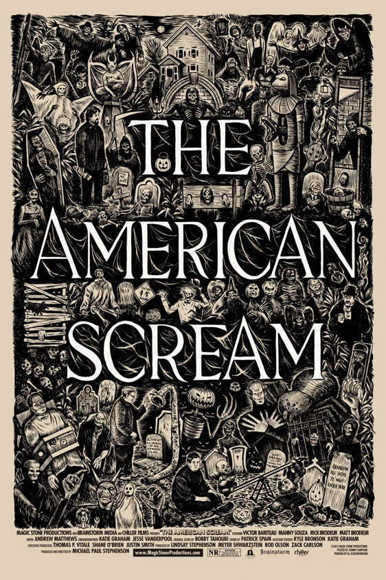 The American Scream Poster #1