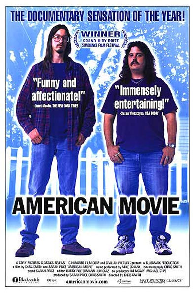 American Movie Poster #1
