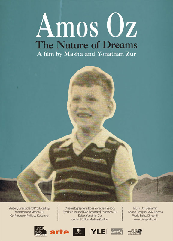 Amos Oz: The Nature of Dreams Poster #1